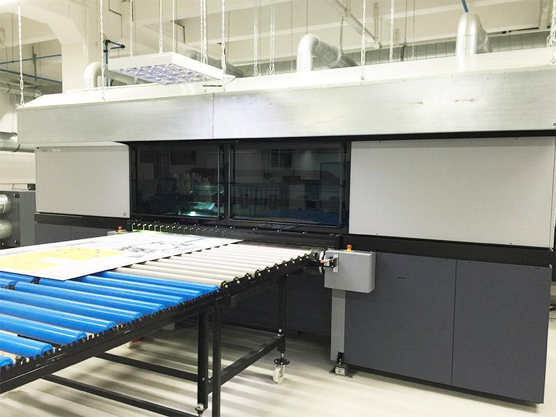 Impresión digital gran formato Green Print