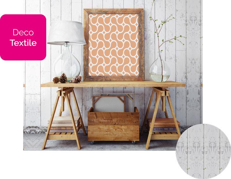 Impresión digital textil Decoración Interiorismo Textil impreso
