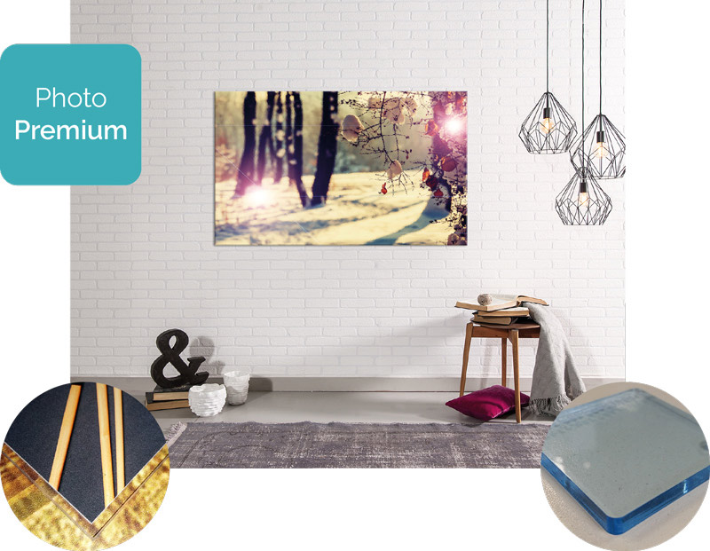 Impresión Giclée Reproducciones fotográficas alta calidad Diseño interiores Decoración