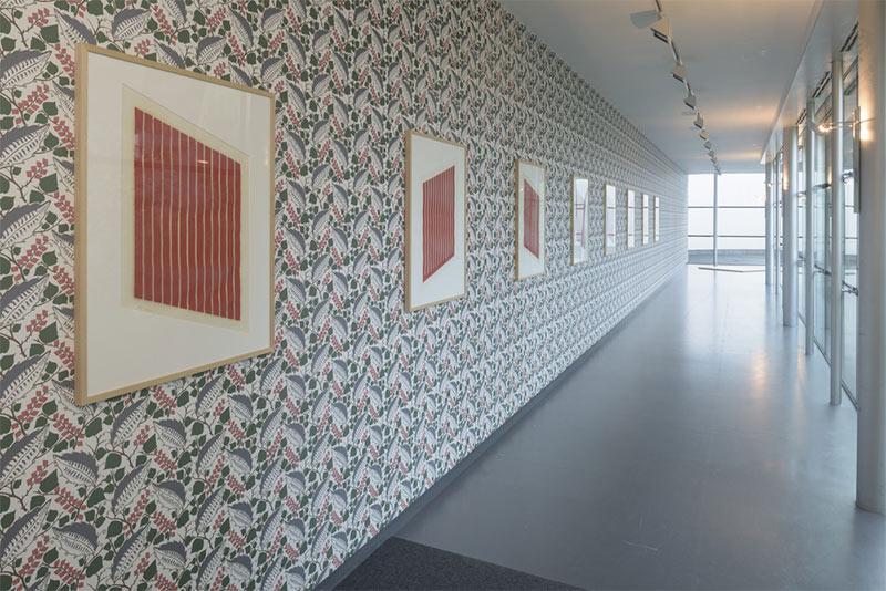 Wallpapers Textil impreso