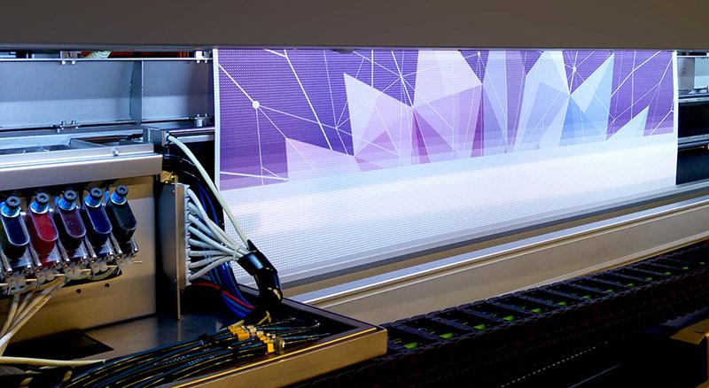 Comunicación visual Publicidad Impresión digital textil