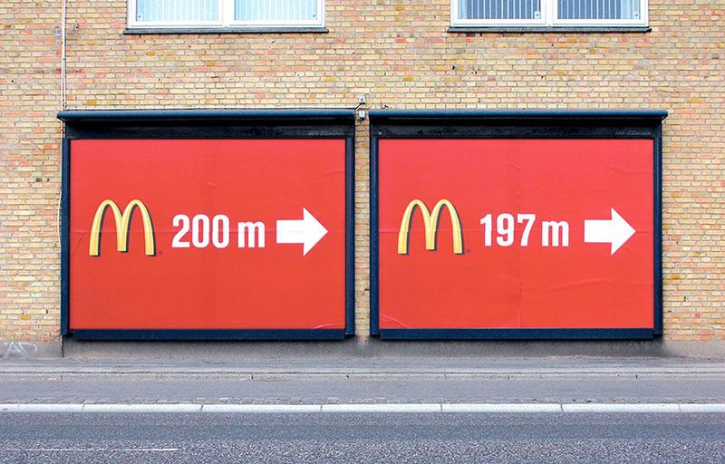 Publicidad exterior Impresión digital gran formato