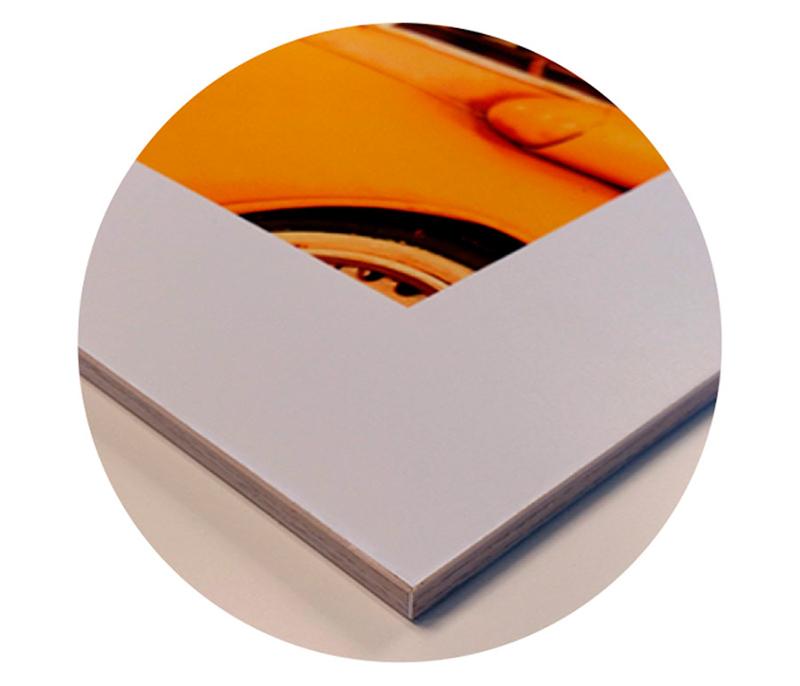 Soportes rígidos Panel ligero