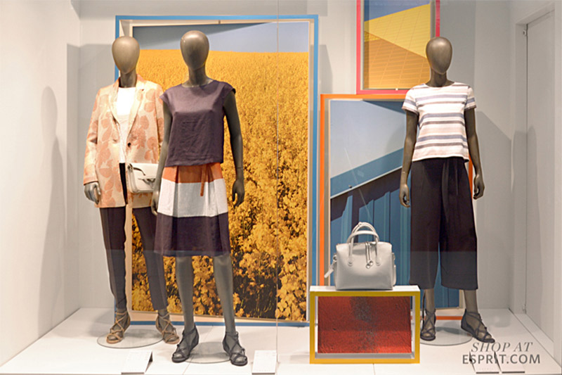 Visual merchandising Foam impreso