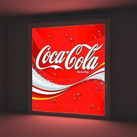 Cajas de luz Backlit Retroiluminados impresos