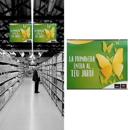 Cartelería gran formato Retail Carteles impresos