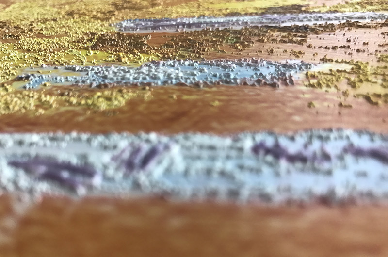 Decoración de interiores Impresión digital gran formato