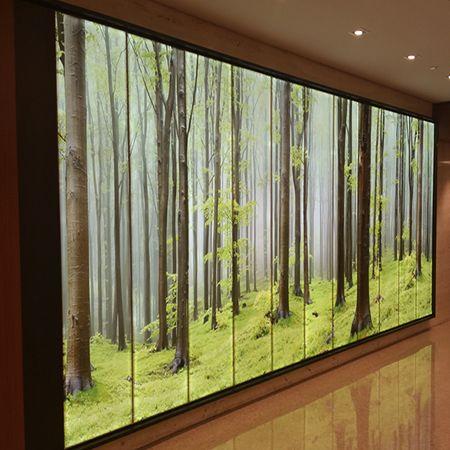 Backlit Cajas de Luz Retroiluminados Interiorismo
