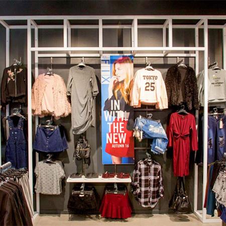 Lonas impresas Retail