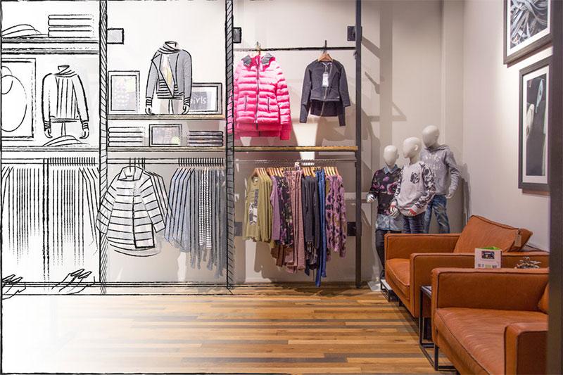 Retail Visual merchandising Escaparatismo