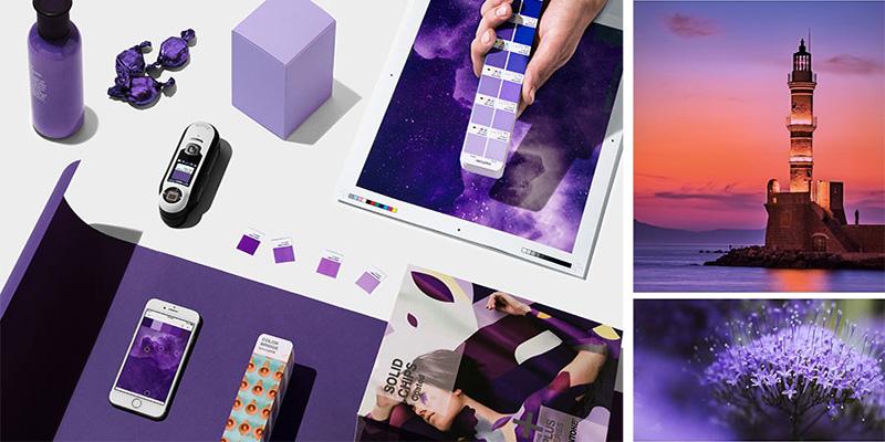Diseño de interiores Pantone Retail Impresión digital