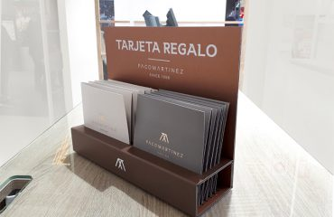 Expositor Retail Display sobremesa