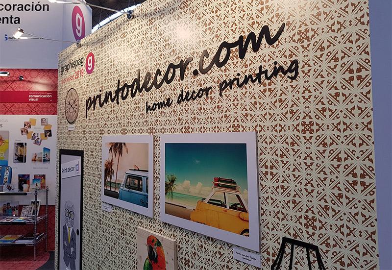 Impresión de vinilos decorativos Photodoor