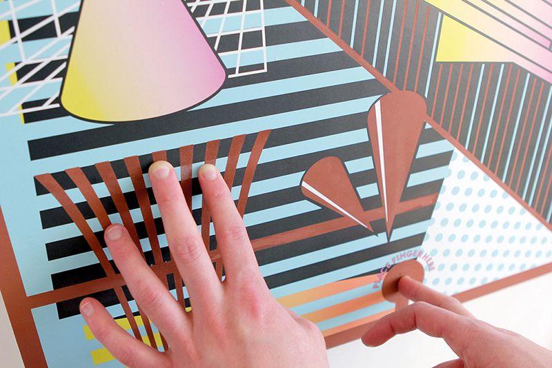 Tintas conductivas Impresión digital