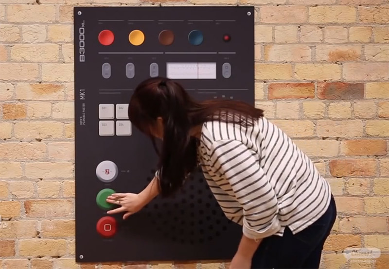 Tintas conductivas Retail Comunicación visual