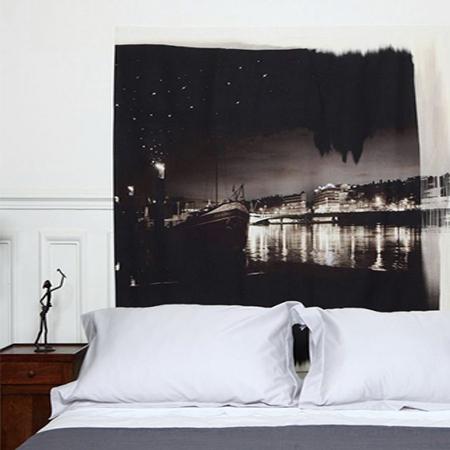 Cabeceros cama impresos Fotografías
