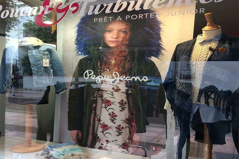 Caso de éxito Lonas impresas Visual merchandising