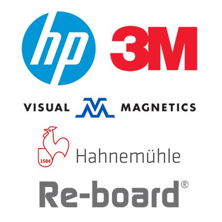 Impresión digital personalizada HP 3M Hahnemühle