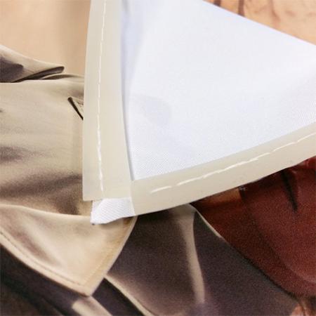 Tela tensada perfil silicona Lonas para marcos de aluminio