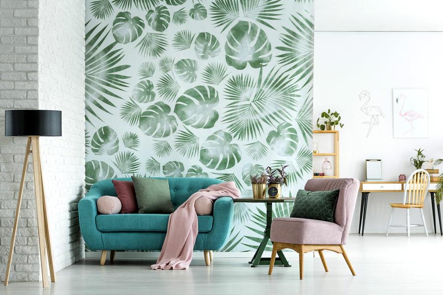 Wallpaper Vinilos easy dot