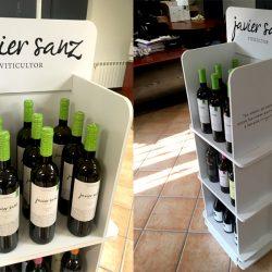 Vinilos easy dot gran formato Expositores impresos