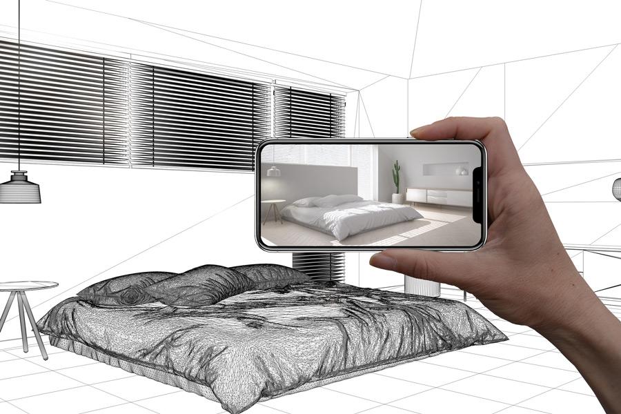 Impresión digital Realidad aumentada