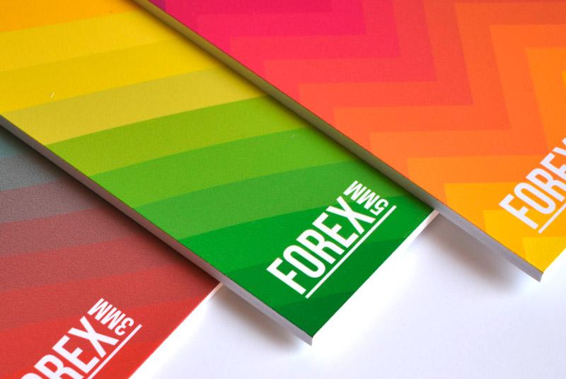 Forex impreso