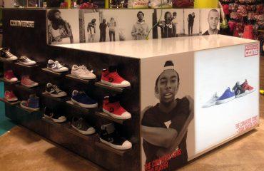 Expositor y displays impresos retail