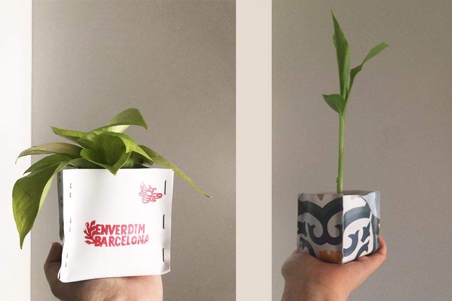 Impresión ecológica sostenible Green Print