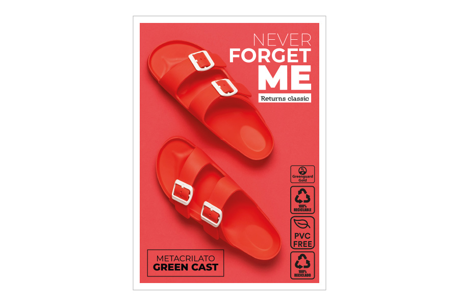 METACRILATO GREEN CAST