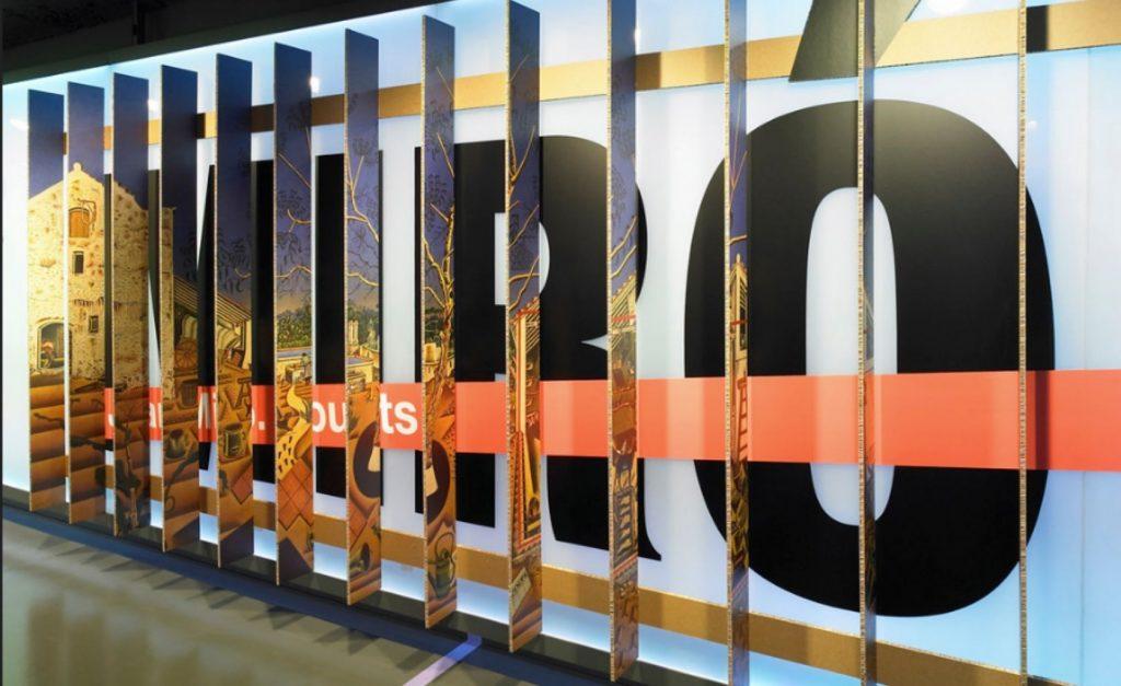 Exposición museo impresión digital gran formato