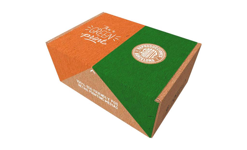 Impresión ecológica Green Print Kit