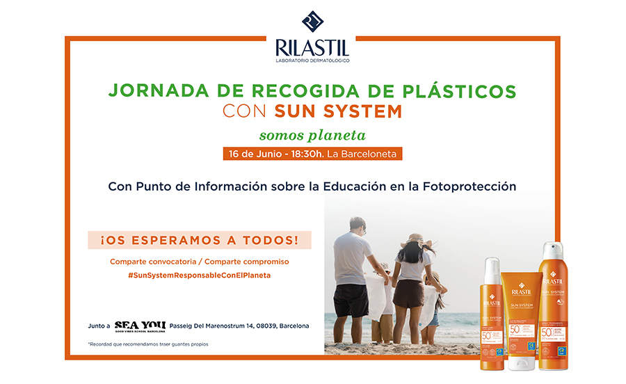 Recogida de plásticos Sun System