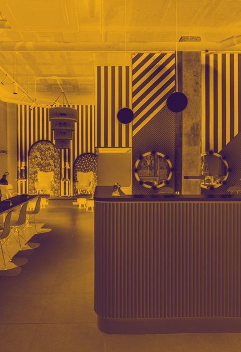 impresión digital Decoración de interiores